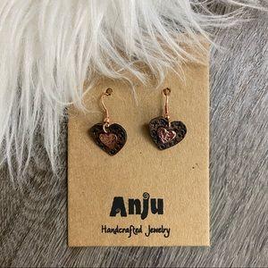 Heart Pierced Earrings